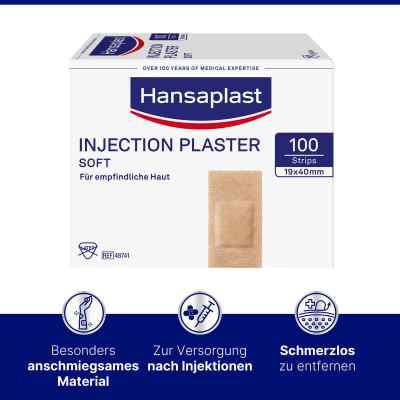 Hansaplast Soft Injektionspfl.1,9x4cm  bei deutscheinternetapotheke.de bestellen