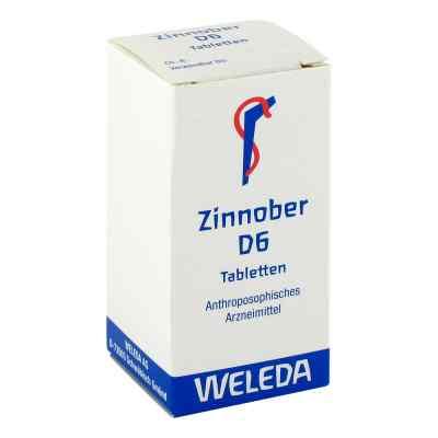 Zinnober D6 Tabletten  bei deutscheinternetapotheke.de bestellen