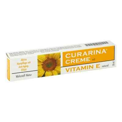Curarina Creme mit  Vitamin E  bei deutscheinternetapotheke.de bestellen