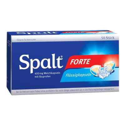 Spalt Forte 400mg Weichkapseln  bei deutscheinternetapotheke.de bestellen