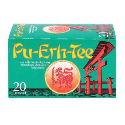 Pu Erh Tee Filterbeutel  bei deutscheinternetapotheke.de bestellen