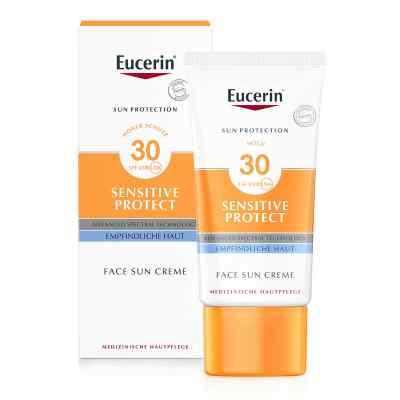 Eucerin Sun Sensitive Protect Face Creme LSF 30  bei deutscheinternetapotheke.de bestellen