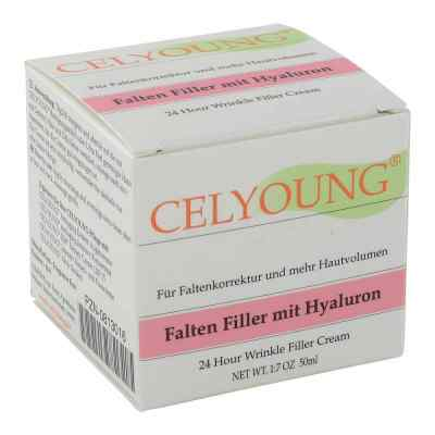 Celyoung Falten Filler mit Hyaluron Creme  bei deutscheinternetapotheke.de bestellen
