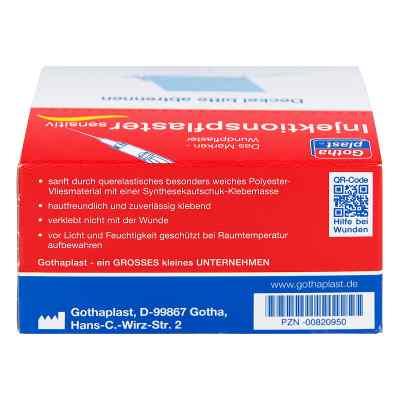 Gothaplast Injektionspfl.sensitiv 2x7 cm  bei deutscheinternetapotheke.de bestellen