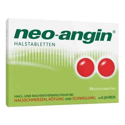 Neo-Angin Halstabletten  bei deutscheinternetapotheke.de bestellen
