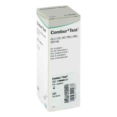 Combur 6 Test Teststreifen  bei deutscheinternetapotheke.de bestellen