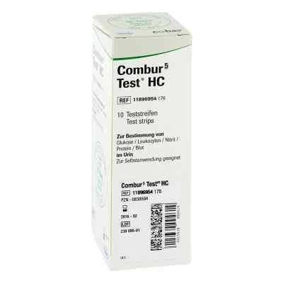 Combur 5 Test Hc Teststreifen  bei deutscheinternetapotheke.de bestellen