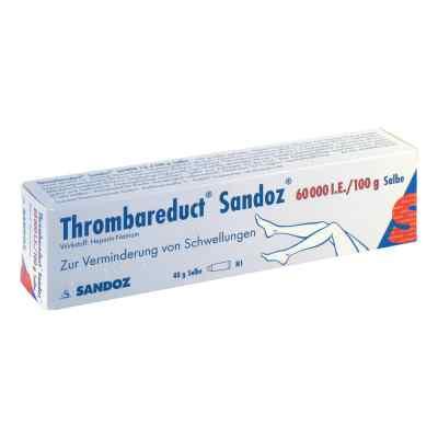 Thrombareduct Sandoz 60000 I.E./100g  bei deutscheinternetapotheke.de bestellen