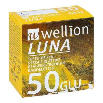 Wellion Luna Blutzuckerteststreifen  bei deutscheinternetapotheke.de bestellen
