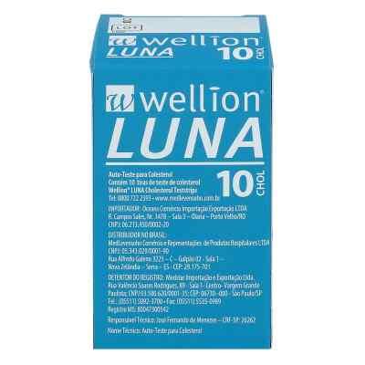 Wellion Luna Cholesterinteststreifen  bei deutscheinternetapotheke.de bestellen