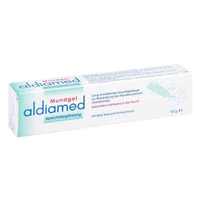 Aldiamed Mundgel zur Speichelergänzung  bei deutscheinternetapotheke.de bestellen