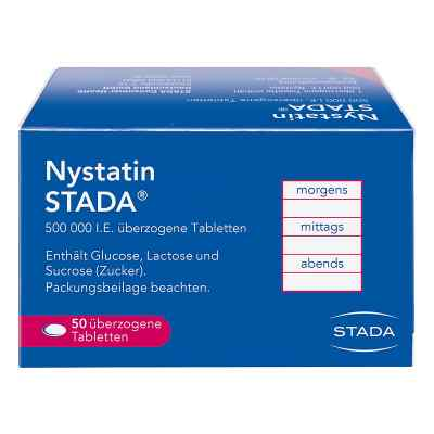 Nystatin STADA 500000 internationale Einheiten  bei deutscheinternetapotheke.de bestellen