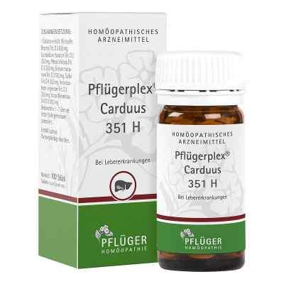 Pflügerplex Carduus 351 H Tabletten  bei deutscheinternetapotheke.de bestellen