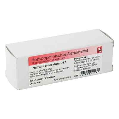 Natrium Chloratum D12 Globuli  bei deutscheinternetapotheke.de bestellen