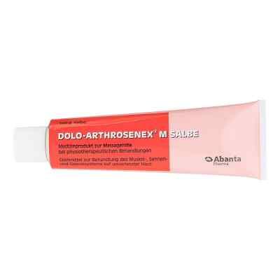 Dolo Arthrosenex M Salbe  bei deutscheinternetapotheke.de bestellen