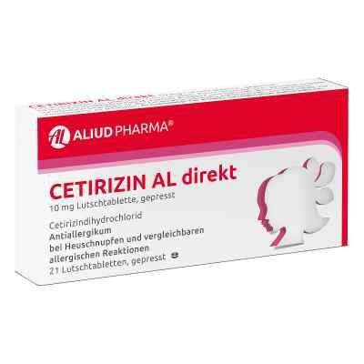 Cetirizin AL direkt  bei deutscheinternetapotheke.de bestellen