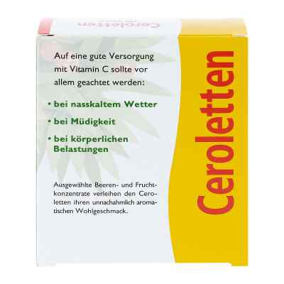 Ceroletten Grandel Lutschtabletten  bei deutscheinternetapotheke.de bestellen