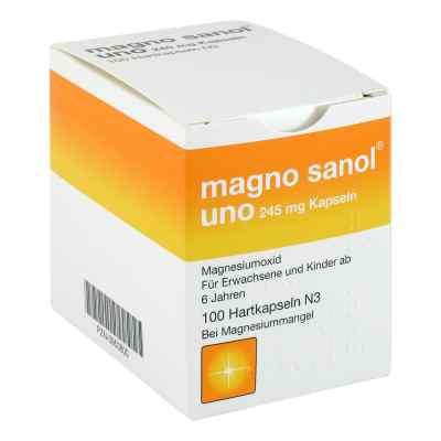 Magno Sanol uno 245 mg Hartkapseln  bei deutscheinternetapotheke.de bestellen