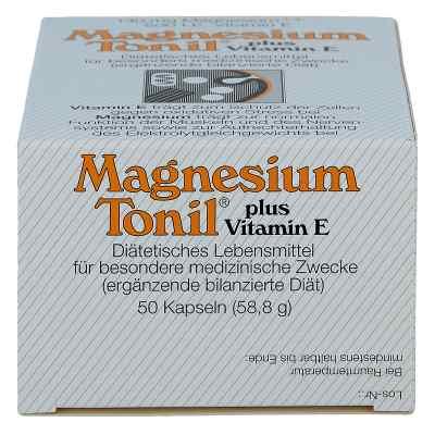 Magnesium Tonil plus Vitamin E Kapseln  bei deutscheinternetapotheke.de bestellen