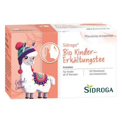 SIDROGA Bio Kinder-Erkältungstee  bei deutscheinternetapotheke.de bestellen