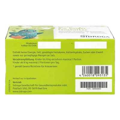Sidroga Bio Kinder-Fencheltee Filterbeutel  bei deutscheinternetapotheke.de bestellen