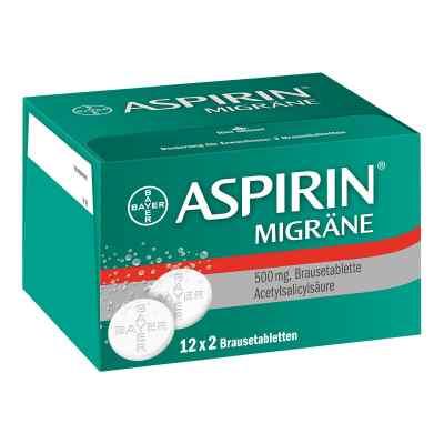 Aspirin Migräne Brausetabletten  bei deutscheinternetapotheke.de bestellen