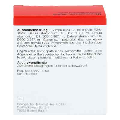 Stramonium Injeel Ampullen  bei deutscheinternetapotheke.de bestellen