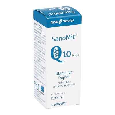 Sanomit Q10 flüssig  bei deutscheinternetapotheke.de bestellen