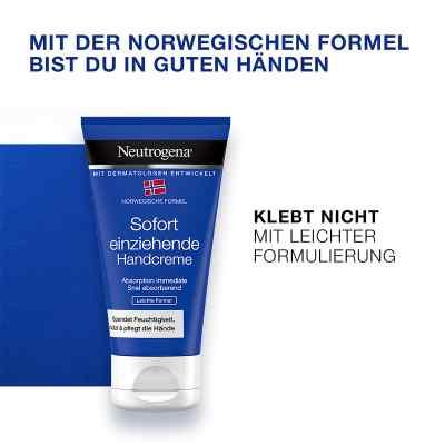 Neutrogena norweg.Formel sofort einzieh.Handcreme  bei deutscheinternetapotheke.de bestellen