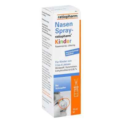 NasenSpray-ratiopharm Kinder  bei deutscheinternetapotheke.de bestellen