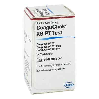 Coaguchek Xs Pt Test  bei deutscheinternetapotheke.de bestellen