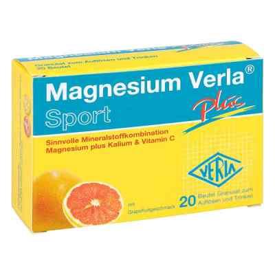 Magnesium Verla plus Granulat  bei deutscheinternetapotheke.de bestellen