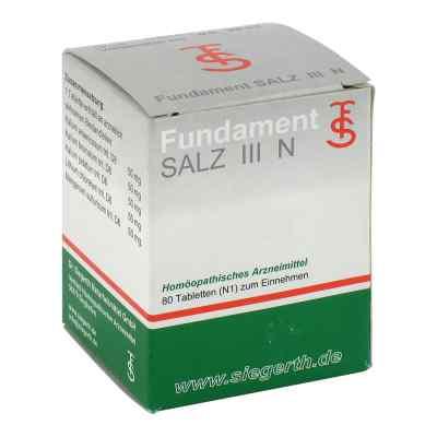 Fundament Salz Iii N Tabletten  bei deutscheinternetapotheke.de bestellen