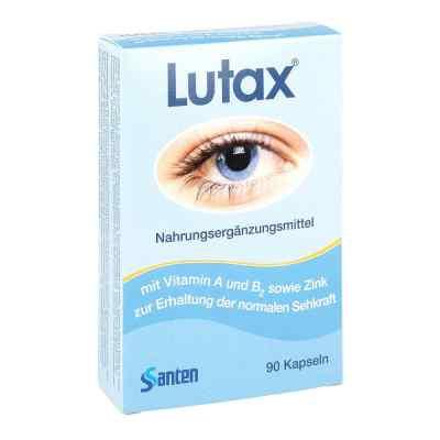 Lutax 10 mg Lutein Kapseln  bei deutscheinternetapotheke.de bestellen