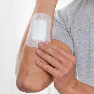 Leukomed sterile Pflaster 7,2x5 cm  bei deutscheinternetapotheke.de bestellen