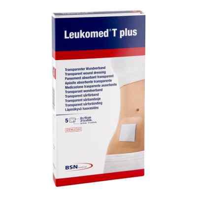 Leukomed transparent plus sterile Pflaster 8x15 cm  bei deutscheinternetapotheke.de bestellen