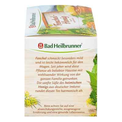 Bad Heilbrunner Tee Fenchel Honig Filterbeutel  bei deutscheinternetapotheke.de bestellen
