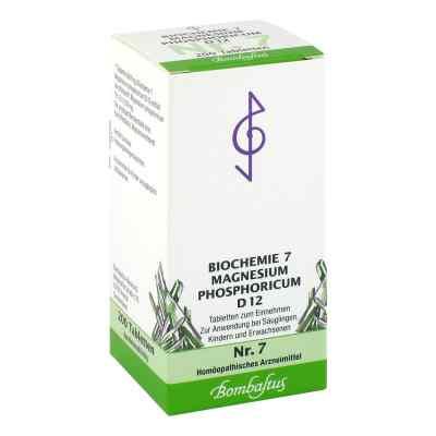 Biochemie 7 Magnesium phosphoricum D12 Tabletten  bei deutscheinternetapotheke.de bestellen
