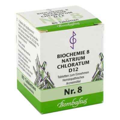 Biochemie 8 Natrium chloratum D12 Tabletten  bei deutscheinternetapotheke.de bestellen