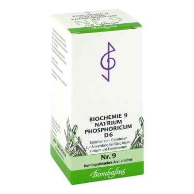 Biochemie 9 Natrium phosphoricum D6 Tabletten  bei deutscheinternetapotheke.de bestellen