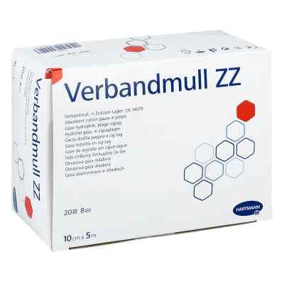 Verbandmull Hartmann 10 cmx5 m zickzack  bei deutscheinternetapotheke.de bestellen