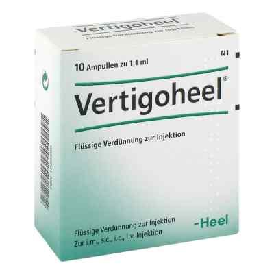 Vertigoheel Ampullen  bei deutscheinternetapotheke.de bestellen