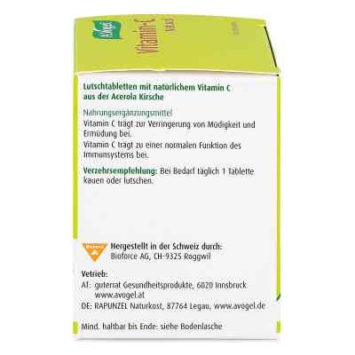 Vitamin C A. Vogel Lutschtabletten  bei deutscheinternetapotheke.de bestellen