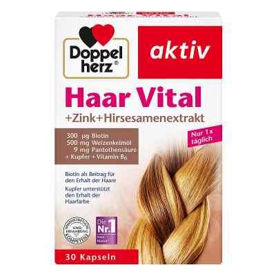 Doppelherz Haar Vital+zink+hirseextrakt Kapseln  bei deutscheinternetapotheke.de bestellen