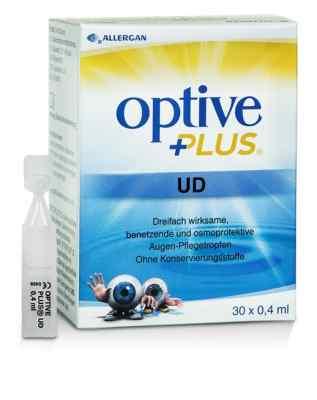 Optive Plus Ud Augentropfen  bei deutscheinternetapotheke.de bestellen