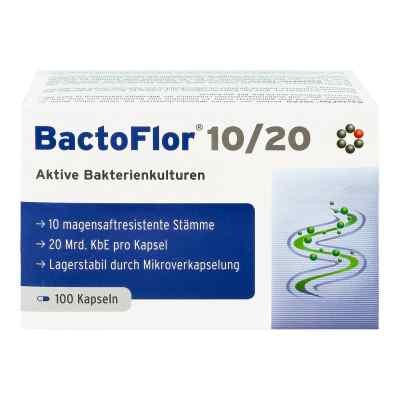 Bactoflor 10/20 Kapseln  bei deutscheinternetapotheke.de bestellen