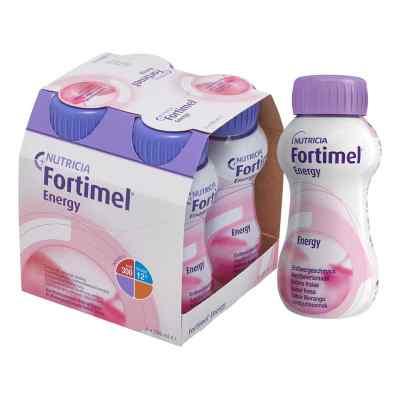 Fortimel Energy Erdbeergeschmack  bei deutscheinternetapotheke.de bestellen