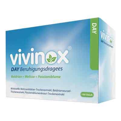 Vivinox Day Beruhigungsdragees Baldrian+Melisse+Passionsbl.  bei deutscheinternetapotheke.de bestellen