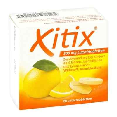 Xitix Lutschtabletten  bei deutscheinternetapotheke.de bestellen
