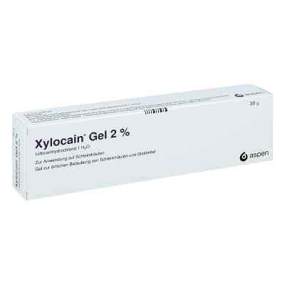 Xylocain Gel 2%  bei deutscheinternetapotheke.de bestellen